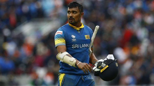 Sri Lanka suspend Gunathilaka for six matches