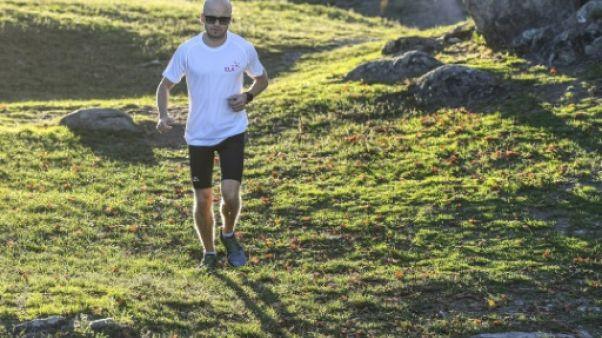Du marathon au triathlon, les défis d'un greffé coeur-poumon
