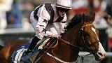 Irish jockey Gibbons banned for positive test, sample switch