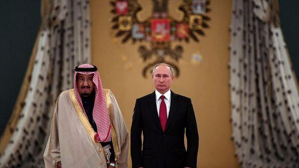 Kremlin says Russian-Saudi military cooperation not aimed at anyone