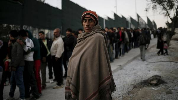 Overcrowded Greek refugee camps ill-prepared for winter - UNHCR