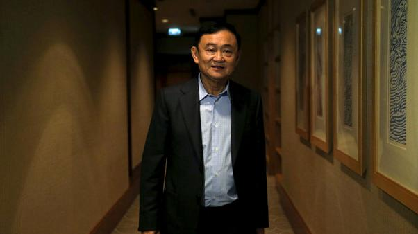 Former Thai PM Thaksin to be charged with royal insult - attorney general