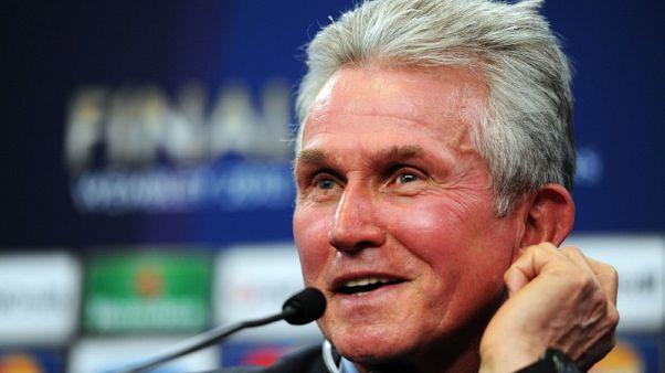 Bayern Munich appoint Heynckes as coach to end of season