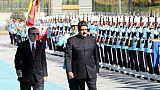 """Maduro affirme qu'Ankara et Caracas partagent une vision d'un """"monde différent"""""""