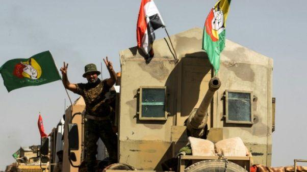 L'Irak en passe de chasser l'EI de toute la région de Hawija