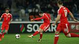 Wales beat Georgia to keep qualification hopes alive