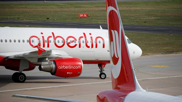 About 1,400 Air Berlin staff threatened with dismissal - unions