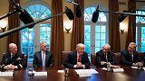 Trump to unveil new U.S. responses to Iranian 'bad behaviour' - White House