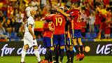 Spain clinch World Cup spot with slick win over Albania