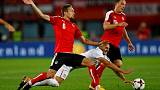 Serbia miss chance to clinch place after defeat in Austria