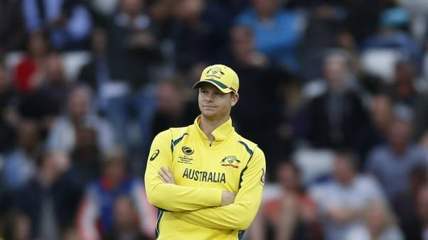 Australia captain Smith to miss India T20s through injury