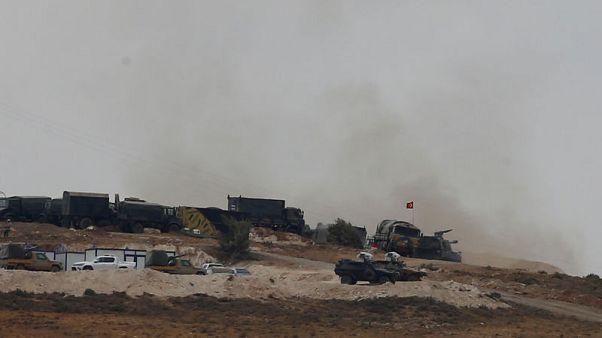 Turkey-backed Syrian rebels ready to enter northwest Syria