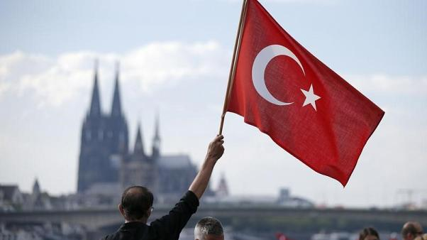 Turkish minister says will work to improve ties with Germany