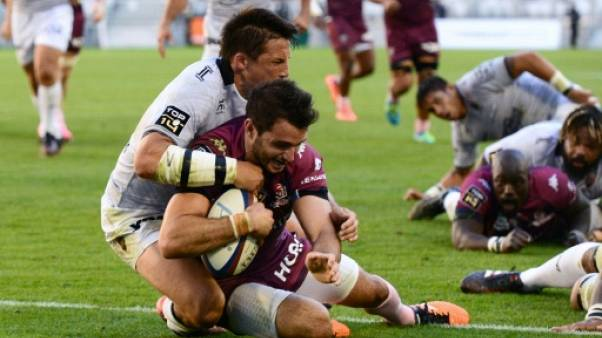 Top 14: la folle remontée de Bordeaux-Bègles contre Toulon