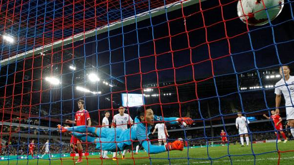 Two own goals help World Cup hosts Russia beat South Korea