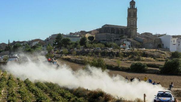 Rallye de Catalogne: Neuville (Hyundai) abandonne