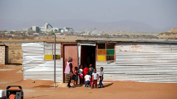 Protests test tribal authority on South Africa's platinum belt