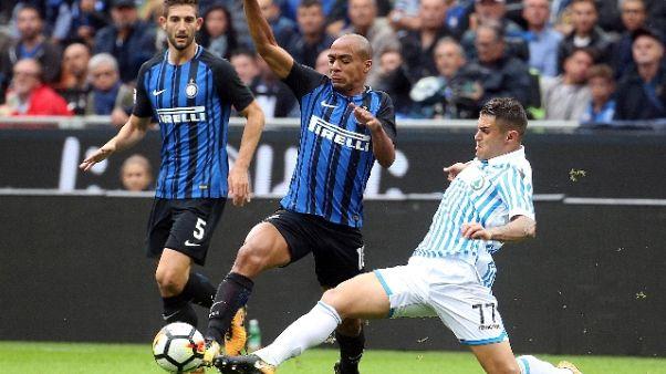 Joao Mario, l'Inter sta bene
