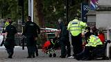 Police release London museum crash driver as enquiries continue