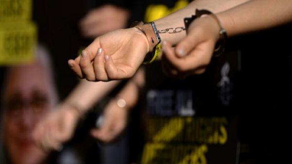 Turquie: jusqu'à 15 ans de prison requis pour 11 militants des droits de l'homme