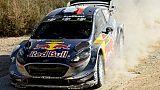 Rallye de Catalogne: Ogier a une main sur le titre, Meeke sourit à nouveau