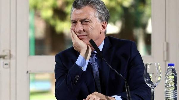 Macri's coalition poised to win key Argentina midterm vote - opinion polls