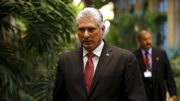 Likely successor to Cuba's Castro rejects U.S. demands for change