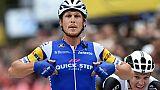 Paris-Tours: Trentin en costaud pour un dernier succès avec Quick-Step