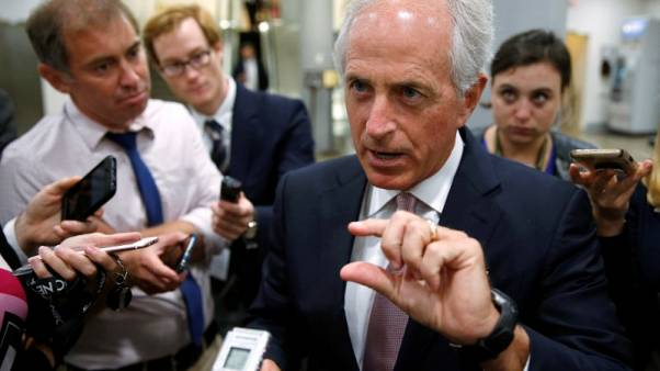 Trump tweets more criticism of former ally, Republican senator Corker