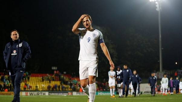 Kane scores again as England win 1-0 in final qualifier