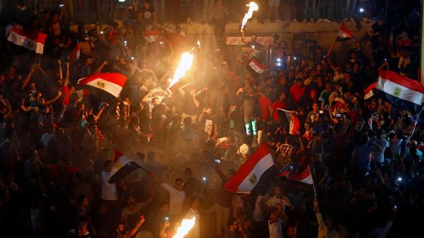 Jubilation in Egypt after first World Cup berth in 28 years