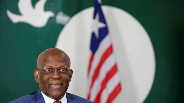 As Johnson Sirleaf exits, Liberians thankful for peace, excited about change