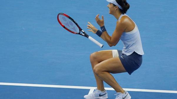 Garcia pulls out of Tianjin Open with injury