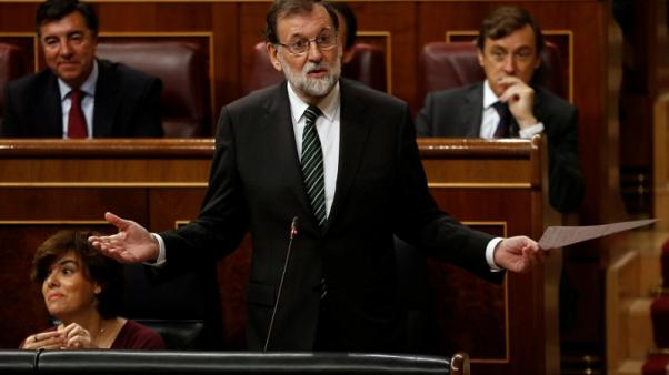 Spain will not be divided, national unity will be preserved - Rajoy