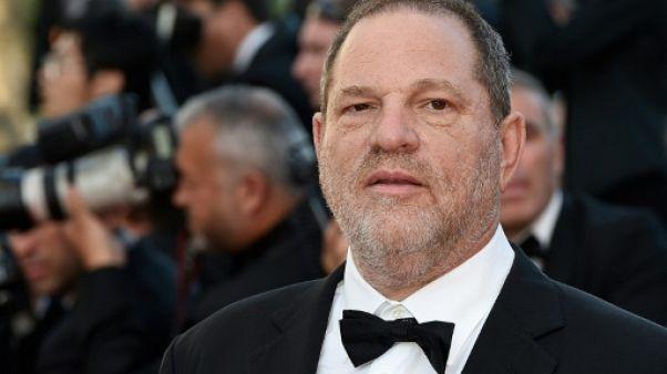 Harcèlement sexuel: le magnat d'Hollywood Weinstein licencié