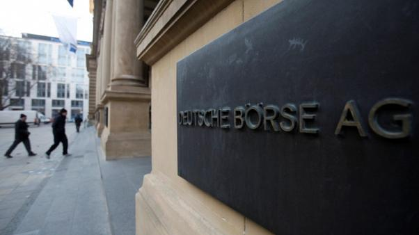 Deutsche Boerse steps up clearing fight with London ahead of Brexit