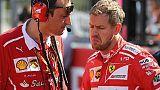F1, il rammarico di Zoff per la Ferrari