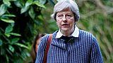 "Brexit: les négociations reprennent, la ""balle dans le camp"" de l'UE selon May"