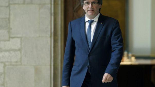 Carles Puigdemont, président catalan de la fuite en avant