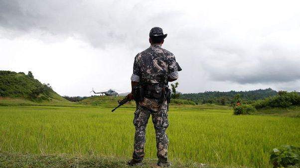 Exclusive - EU may shun Myanmar generals in new sanctions: draft