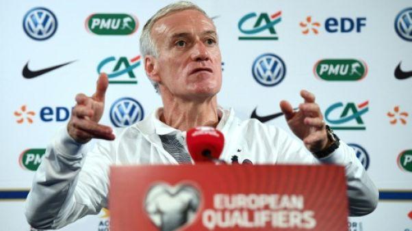 """Mondial-2018: pour Deschamps, """"on n'est pas les plus beaux"""""""