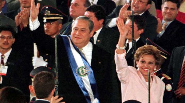 Former Salvadoran president Calderon dies at 69