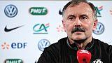 """Mondial-2018: le Belarus veut finir """"avec dignité"""" face à la France"""