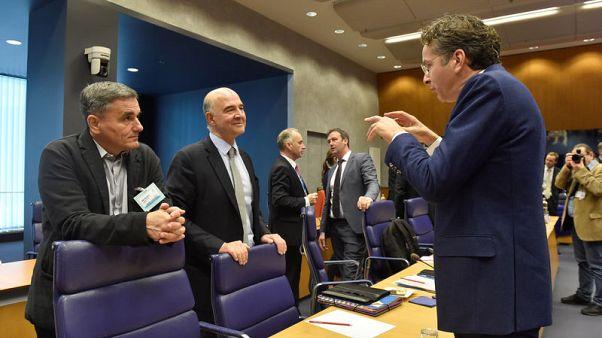 Euro zone debates bailout fund future, sees backstop, crisis prevention role
