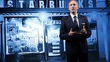 Starbucks' Schultz still not running for president, launches Amazon series