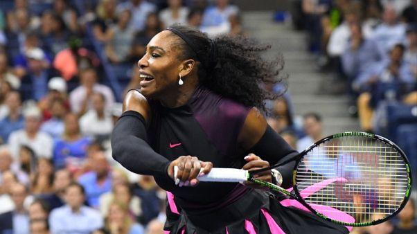 Serena targets Australian Open title defence - organisers