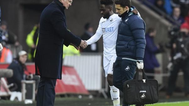 Swansea handed Dyer boost ahead of Huddersfield clash