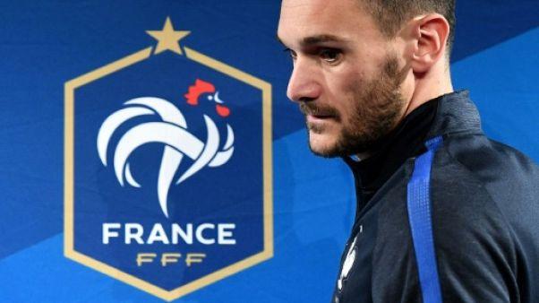 Mondial-2018: les Bleus à un pas de la Russie