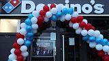 Britain's Domino's Pizza UK trading improves