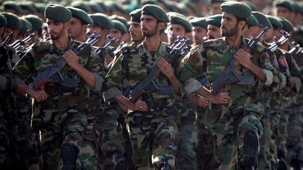 Iran says U.S. would aid terrorism if it declared Revolutionary Guards terrorists